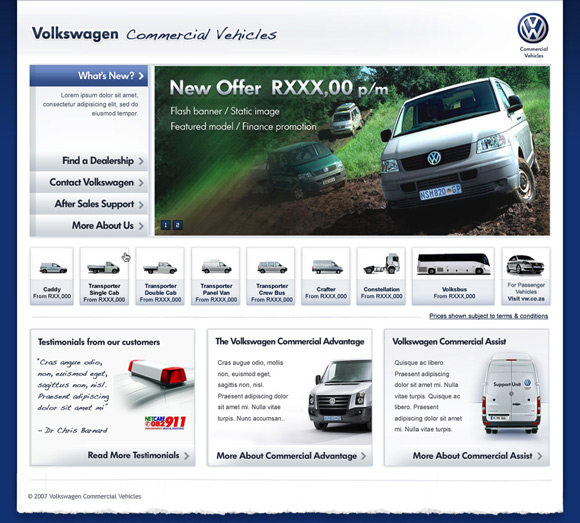 Vokswagen Commercial Vehicles